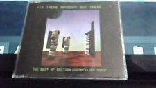 IS THERE ANYBODY OUT THERE BEST OF BRITISH SYNTHESISER MUSIC REDSHIFT T BASS