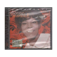 Dionne Warwick CD Love Songs / Rhino Sigillato 0081227878429