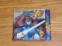Ultra Rare Megaman X6 Korean Version PC Rockman Game Windows CD Collectors Item