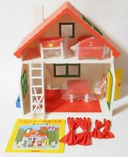 Dick Bruna Miffy's House Doll House & Furniture Set Sekiguchi Japan