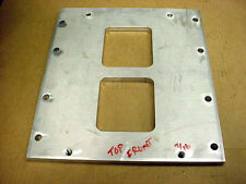 671 BLOWER SUPERCHARGER ADAPTER PLATE FOR  INTAKE MANIFOLD