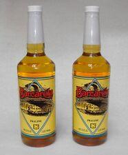 (2 Pack) Gourmet Praline Syrup 32oz. Coffee Drink & Italian Soda Flavor