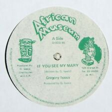 """Gregory Isaacs """"If You See My Mary"""" Reggae 12"""" African Museum mp3"""