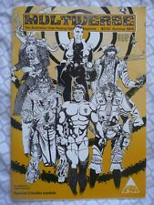 MULTIVERSE #3 (1984) Australian Role Playing Gamers' Magazine • AD&D/Cthulhu mod