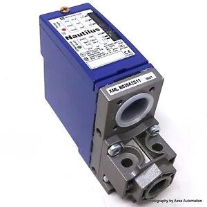 Pressure Sensor XMLB035A2S11 Telemecanique 3.5-35bar XML-B035A2S11