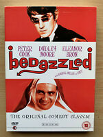Bedazzled DVD 1967 Original Comedy Classic with Limited Edition Slipcover