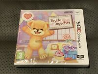Teddy Together (Nintendo 3DS) (Brand New and Sealed) - (Free Postage)