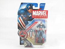 """Marvel Universe Capitán América 008, La Segunda Guerra Mundial Los Vengadores 4 """"Figura Mosc Nuevo"""