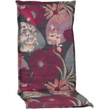 Sedia in tessuto 4PCS pesante CUSCINI GIARDINO CUSCINI DA CUCINA SALA DA PRANZO cravatta in design
