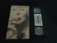 JONI MITCHELL REFUGE OF THE ROADS RARE UK PAL VHS VIDEO!