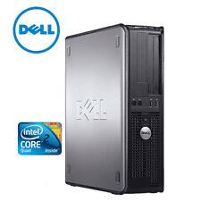 Dell Optiplex 780 SFF, Intel Core Q8200, 4GB RAM,  250GB HDD, DVD-RW, ohne OS