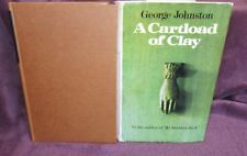 A Cartload of Clay - George Johnston. 1971 HbDj.  0002211270   UNread in MELB