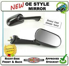 NEW MIRROR RIGHT SIDE R/H OE SPEC REPLACEMENT FITS HONDA VFR400 NC30 MRHCBR4R