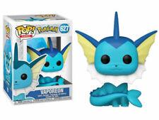 More details for funko pop! games: pokemon - vaporeon vinyl figure #627 50545 new!! free shipping