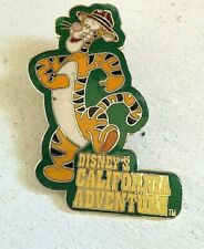 Tigger Disney's California Adventure Pin from Winnie the pooh stories