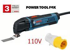 110V Bosch GOP 250 CE 110V Multi Function Cutter 0601230060 3165140596480