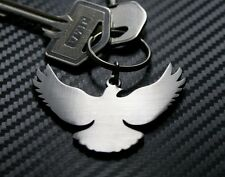 DOVE White Peace Love Bird Wings Fly Symbol Joy Keyring Keychain Key Fob Gift