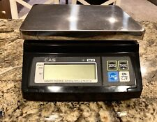 Food Service Digital Scale W/Point Of Sale Interface-Rear Display