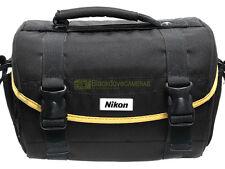 Borsa per attrezzatura Nikon cm. 12x14x22 (interno vano principale)