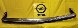 Opel Rekord E1 Front Bumper Chrome Bumper
