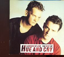 Hue And Cry / Labours Of Love - The Best Of Hue And Cry - MINT