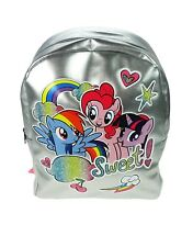 My Little Pony Novelty Children's Backpack 31 Cm 8 L Silver