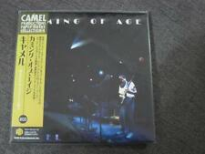 CAMEL coming of age JAPAN MINI LP 2 CD Andy Latimer SEALED