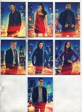 The Flash Season 1 Complete Character Bios Chase Card Set CB1-7