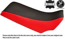 RED & BLACK VINYL CUSTOM FITS YAMAHA YFZ 350 BANSHEE 87-06 SEAT COVER