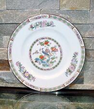 Frühstücksteller groß ca. 22,5 cm  Wedgwood Kutani Crane Porzellan