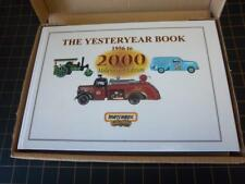 Matchbox Yesteryear~THE YESTERYEAR BOOK~1956-2000 MILLENNIUM EDITION~HARD COVER