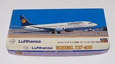 1/200 Hasegawa Lufthansa B737-400 Plastic Model Kit