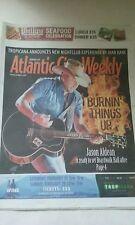 JASON ALDEAN COVER ATLANTIC CITY  PAPER FEBRUARY 25-MARCH 2, 2016 NEVER READ