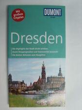 P4 Dresden UNGELESEN 2014 Stadt -  Reiseführer + Stadtplan Karte  Dumont direkt