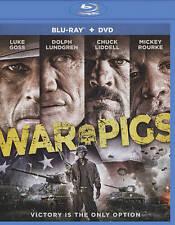 War Pigs [Blu-ray] DVD, Luke Goss, Chuck Liddell, Dolph Lundgren, Ryan Little