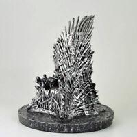 game of Thrones Iron Throne Chair Figure Model Toys Collectible collection