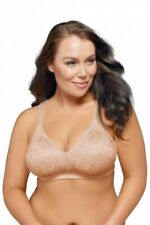 Playtex 18 Hour Ultimate Lift & Support Wirefree Bra Nude Size 12 - 24 P4745