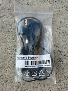 NEW - Samsung Headset AAEP305SBEBSTD / GH59-04961A