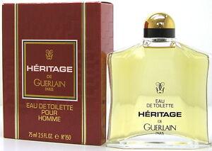 Guerlain Heritage pour homme EDT 75 ml