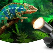 Adjustable UVA+UVB Heat Lamp Heating Light Holder Stand + Bulb for Pet Reptile
