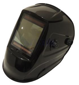 CWS TC5 - True Colour HD XXL View Welding Mask - 100x93mm - 2 Year Warranty