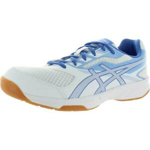 Asics Womens Upcourt 2 Low Top Trainers Volleyball Shoes Sneakers BHFO 5028