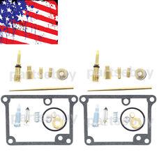 2x Carburetor Rebuild Kit Repair 03-308 For Yamaha Carb Banshee 350 YFZ350 88-06