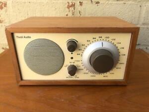 Tivoli Model One AM/FM Radio - Walnut/White