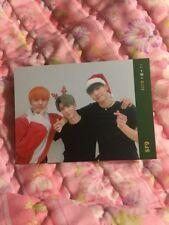 SF9 2018 Season Greetings Group photocard  Kpop K-pop U.S Seller