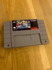 Pocky & Rocky 2 Super Nintendo Snes Cartridge Only Solo Gioco Natsume