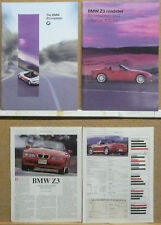 1996 Bmw Z3 Brochure, Accessories, January 1996 Road &Track