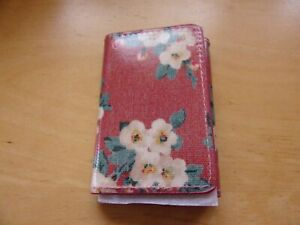 New with tags cath kidston ticket bus pass travel card credit card holder