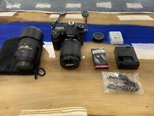 Nikon D7200 24.2Mp Dx Digital Slr Camera And Accessories