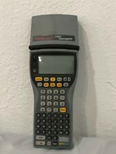 Psion Teklogix workabout radiodetection cris interrogator scanner